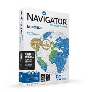 Navigator 5602024005037 papel para impresora de inyección de tinta A3 (297x420 mm) Blanco