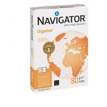 Navigator 1160213 papel para impresora de inyección de tinta A4 (210x297 mm) Blanco