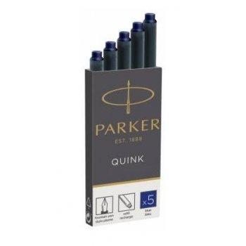 Parker 1950384 Recambio de bolígrafo Azul 5 pieza(s)