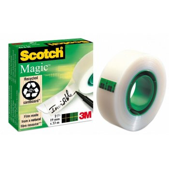 3M 8101933 cinta adhesiva 33 m Transparente 1 pieza(s)