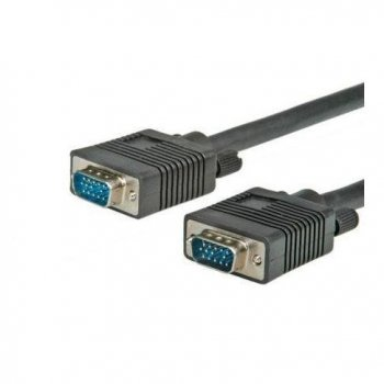 ITB CROS3602 cable VGA 2 m VGA (D-Sub) Negro
