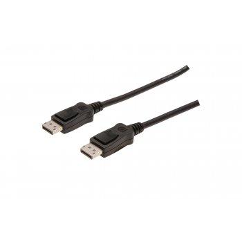ASSMANN Electronic AK-340100-030-S cable DisplayPort 3 m Negro