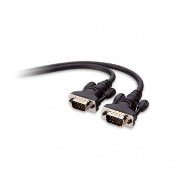 Belkin F2N028BT1.8M adaptador de cable HDDB15 VGA (D-Sub) Negro