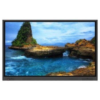 """Newline TT-7518VN pantalla de señalización 190,5 cm (75"""") LED 4K Ultra HD Pantalla táctil Panel plano interactivo Negro"""