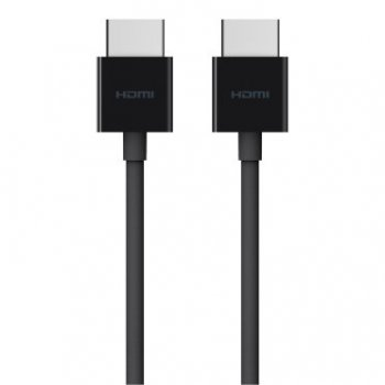 Belkin AV10168bt2M-BLK cable HDMI 2 m HDMI tipo A (Estándar) Negro