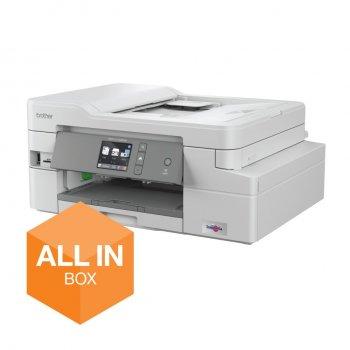Brother DCP-J1100DW-AiB multifuncional Inyección de tinta 27 ppm 1200 x 6000 DPI A4 Wifi