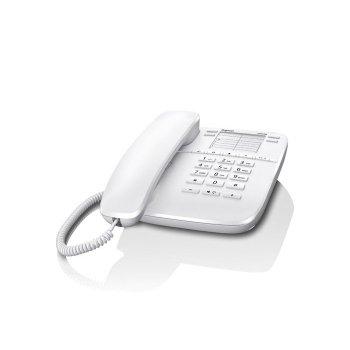 Gigaset DA410 Teléfono analógico Blanco