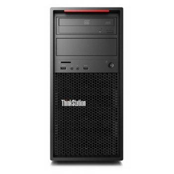 Lenovo ThinkStation P520c Intel® Xeon® W W-2123 16 GB DDR4-SDRAM 512 GB SSD Negro Torre Puesto de trabajo