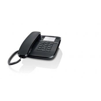 Gigaset DA410 Teléfono analógico Negro