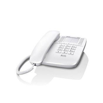 Gigaset DA510 Teléfono analógico Blanco