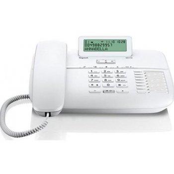 Gigaset DA710 Teléfono DECT Blanco