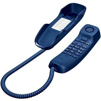 Gigaset DA210 Teléfono analógico Azul