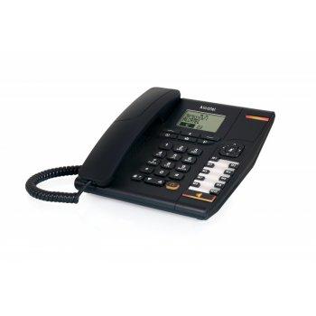 Alcatel Temporis 880 Teléfono DECT analógico Negro Identificador de llamadas