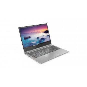 """Lenovo Yoga 730 Platino, Plata Híbrido (2-en-1) 33,8 cm (13.3"""") 1920 x 1080 Pixeles Pantalla táctil 8ª generación de"""