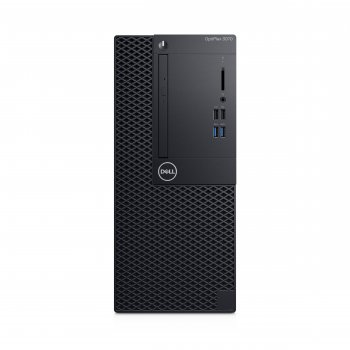 DELL OptiPlex 3070 9na generación de procesadores Intel® Core™ i5 i5-9500 8 GB DDR4-SDRAM 256 GB SSD Negro Mini Tower PC