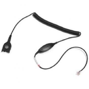 Sennheiser CLS 01 cable de audio 1,2 m Negro