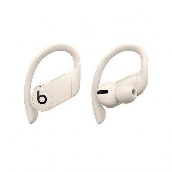 Apple MV722ZM A auricular y casco Auriculares gancho de oreja, Dentro de oído Marfil
