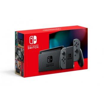"Nintendo Switch videoconsola portátil Gris 15,8 cm (6.2"") Pantalla táctil 32 GB Wifi"