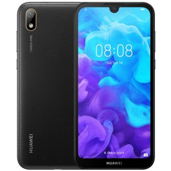 """Huawei Y5 2019 14,5 cm (5.71"""") 2 GB 16 GB SIM doble Negro 3020 mAh"""