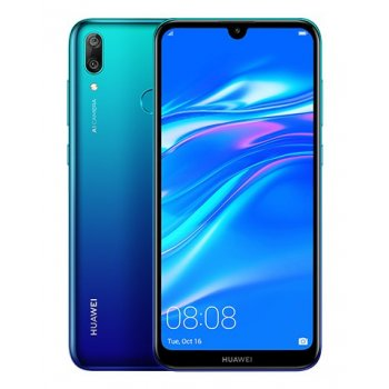 "Huawei Y7 2019 15,9 cm (6.26"") 3 GB 32 GB SIM doble Azul 4000 mAh"
