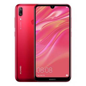 """Huawei Y7 2019 15,9 cm (6.26"""") 3 GB 32 GB SIM doble Rojo 4000 mAh"""