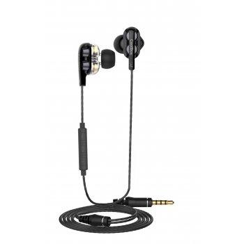 CoolBox CoolJoin Auriculares Dentro de oído Negro
