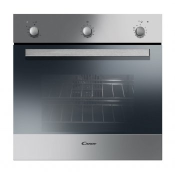 Candy FLG203 1X horno Gas natural 60 L Acero inoxidable A+