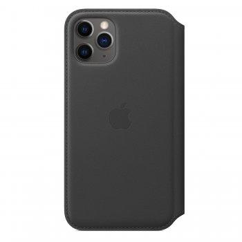 "Apple MX062ZM A funda para teléfono móvil 14,7 cm (5.8"") Folio Negro"