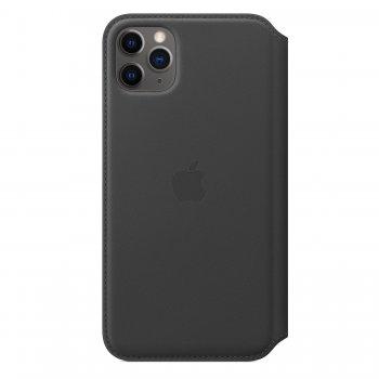 "Apple MX082ZM A funda para teléfono móvil 16,5 cm (6.5"") Folio Negro"