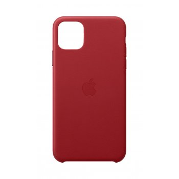 """Apple MX0F2ZM A funda para teléfono móvil 16,5 cm (6.5"""") Rojo"""