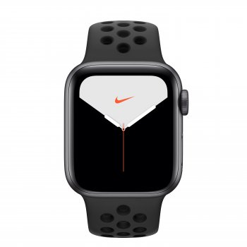 Apple Watch Nike Series 5 reloj inteligente Gris OLED Móvil GPS (satélite)