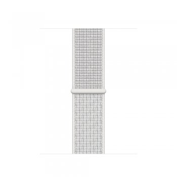 Apple MX802ZM A accesorio de relojes inteligentes Grupo de rock Blanco Nylon