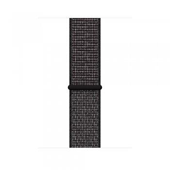 Apple MX812ZM A accesorio de relojes inteligentes Grupo de rock Negro Nylon