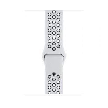 Apple MX8F2ZM A accesorio de relojes inteligentes Grupo de rock Negro, Platino Fluoroelastómero