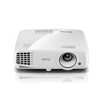 Benq MX570 videoproyector 3200 lúmenes ANSI DLP XGA (1024x768) 3D Proyector para escritorio Blanco