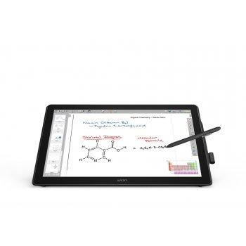 """Wacom DTK-2451 monitor pantalla táctil 60,5 cm (23.8"""") 1920 x 1080 Pixeles Negro Single-touch Multi-usuario"""