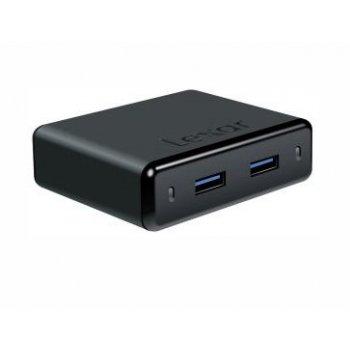 Lexar LRWUH1TBEU hub de interfaz USB 3.0 (3.1 Gen 1) Type-A