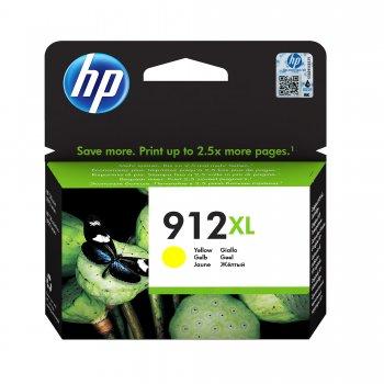 HP 912XL Original Amarillo 1 pieza(s)
