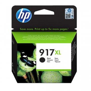 HP 917XL Original Negro 1 pieza(s)
