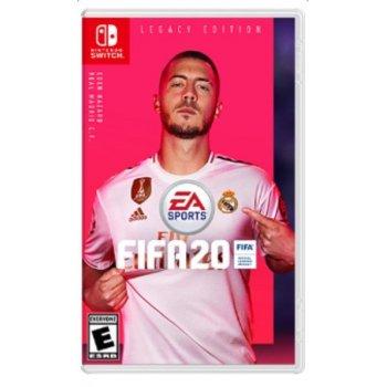 Nintendo FIFA 20 Legacy Edition vídeo juego Nintendo Switch Inglés, Español