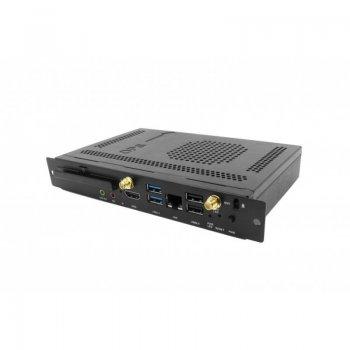 Newline S044610 PCs estación de trabajo 7ª generación de procesadores Intel® Core™ i5 i5-7200U 4 GB DDR4-SDRAM 500 GB Unidad de