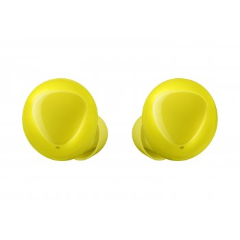 Samsung SM-R170NZYAPHE auricular y casco Auriculares Dentro de oído Amarillo