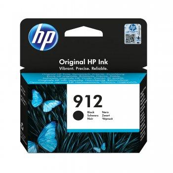 HP 912 Original Negro 1 pieza(s)