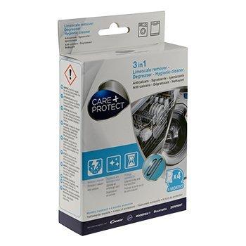 Care + Protect CDP1004 descalers Electrodomésticos Polvo