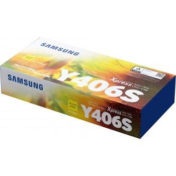 Samsung CLT-Y406S Original Amarillo 1 pieza(s)