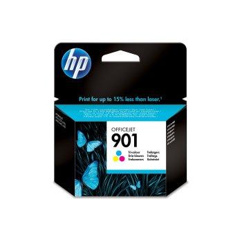 HP 901 Original Cian, Magenta, Amarillo 1 pieza(s)