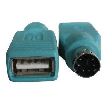 Nilox NX080500105 adaptador de cable PS 2 USB 2.0 Verde