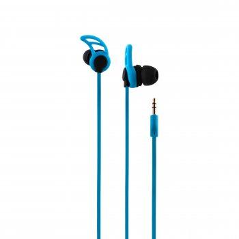 CoolBox AirSport II auriculares para móvil Binaural Dentro de oído Azul