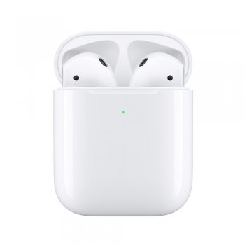 Apple AirPods (2nd generation) MRXJ2TY A auriculares para móvil Binaural Dentro de oído Blanco
