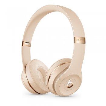 Apple Beats Solo3 auriculares para móvil Binaural Diadema Oro